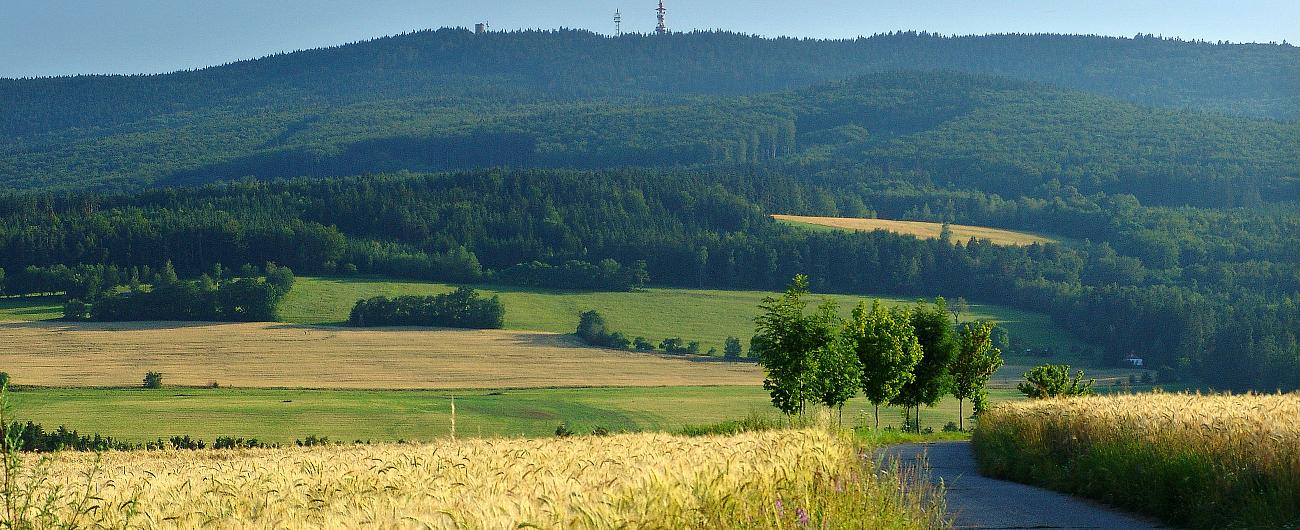 Throughout South Bohemia on Foot