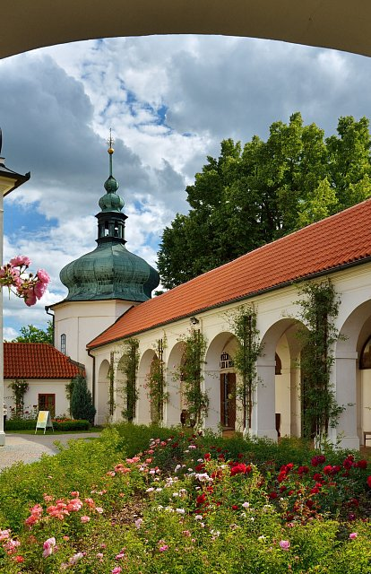 South Bohemia - The Pearl of irregular shape - Important Baroque Sacred Buildings