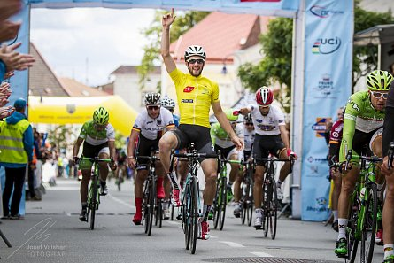 Tour of South Bohemia - internationale Radrennen