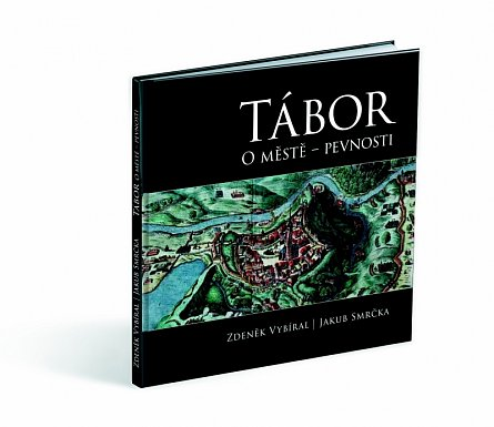 Ceremonial launch of the book TÁBOR CITY - STRENGTH