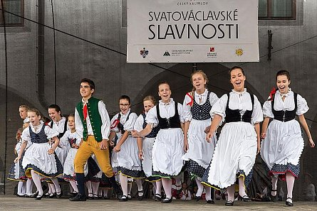 ST. WENCESLAS CELEBRATIONS AND INTERNATIONAL FOLKLORE FESTIV