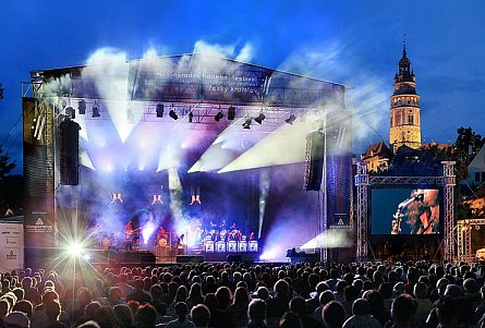 28th INTERNATIONAL MUSIC FESTIVAL ČESKÝ KRUMLOV 2019