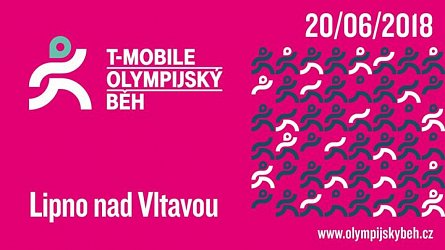 T-Mobile Olympic Run - Lipno nad Vltavou