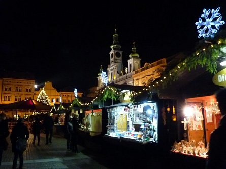 City Hall Christmas markets