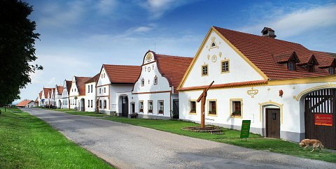 South Bohemia - The Pearl of irregular shape - Rural Baroque