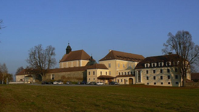 Carmelite Monastery with the Church of Our Lady of Mount Car