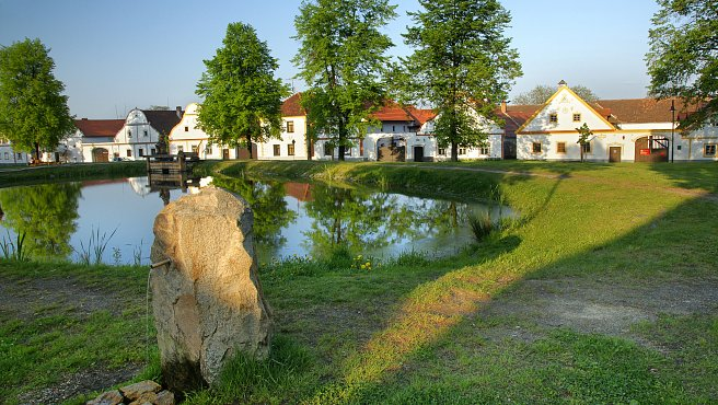 Holašovice – UNESCO