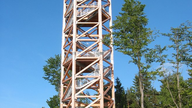 "Lookout Tower and Forest Park ""U Jakuba"""
