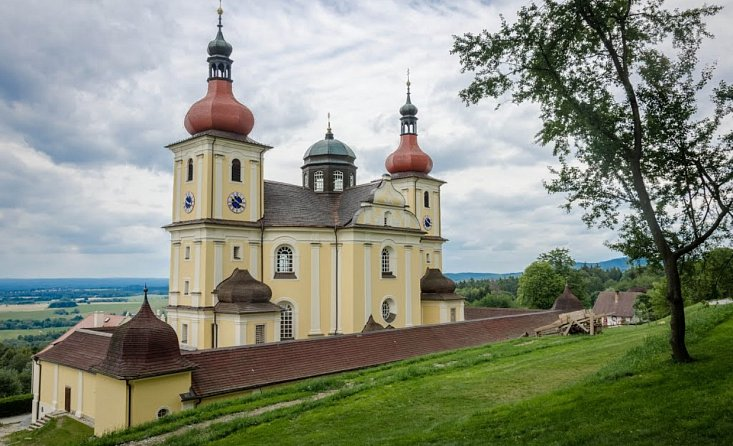 The pilgrimage church of the Assumption of the Virgin Mary