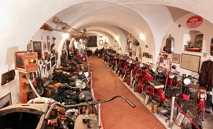 South Bohemia Motorcycle Museum