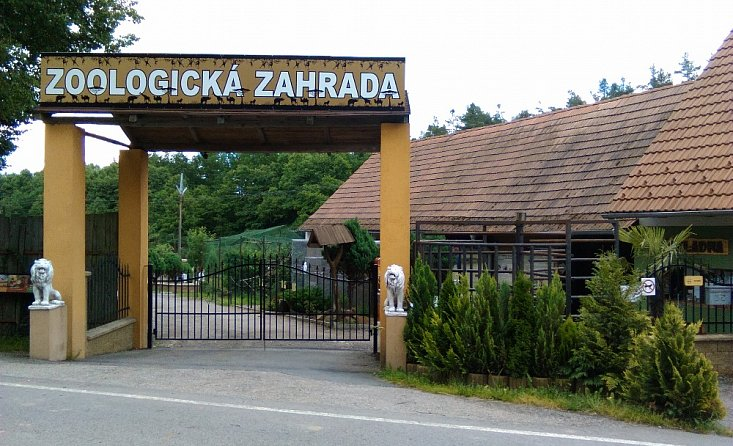 Dvorec Zoological Garden