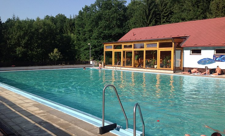Wellness Sporthotelu Barborka