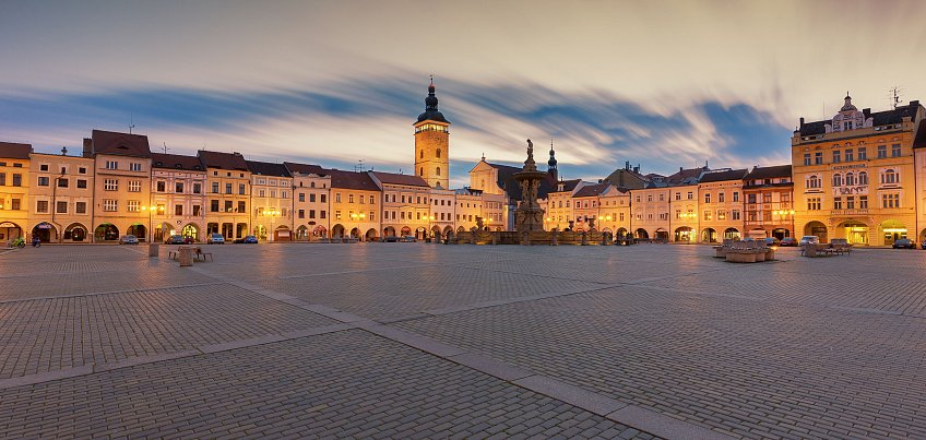 South Bohemia - The Pearl of irregular shape - Baroque Monuments of Urban Conservation Areas and Zones